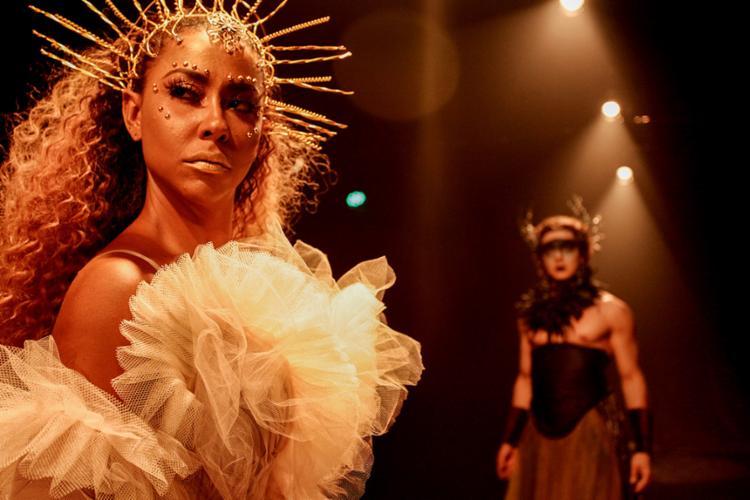 Cantora baiana Ana Mametto está presente no elenco do musical - Foto: Sora Maia