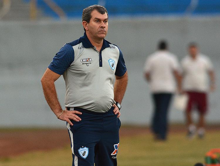 Claudio Tencati treinou o Londrina durante sete anos e conquistou dois títulos - Foto: Gustavo Oliveira | LEC
