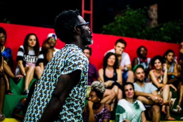 Entre as atrações do festival, está a apresentação do grupo Sarau da Onça. - Foto: Reprodução   Facebook