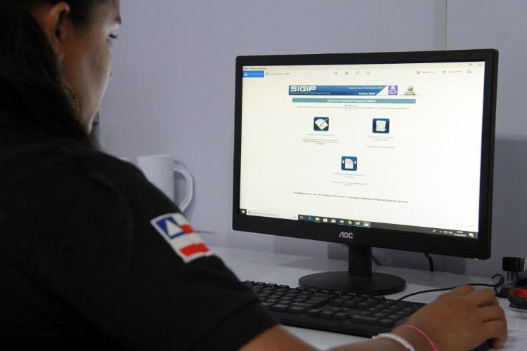 A plataforma online registrou cerca de 1.400 ocorrências durante os cinco dias de festa. - Foto: Divulgação   SSP-BA