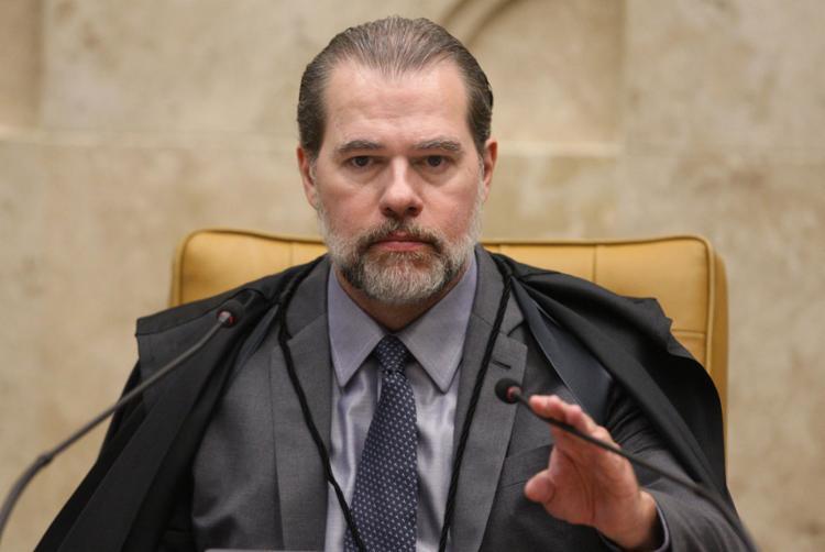 Dias Toffoli, presidente do STF: