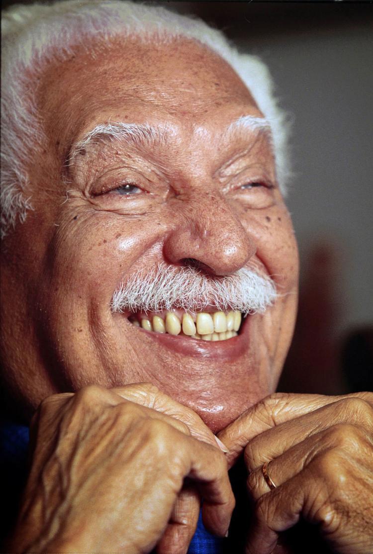 Dorival Caymmi, o homem que marcou Maracangalha - Foto: Leonardo Aversa l Ag. O Globo l 15.8.2008