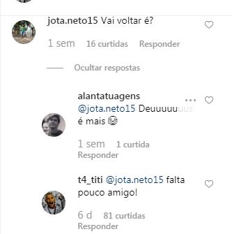 Resposta de Titi gerou expectativa na torcida do Bahia