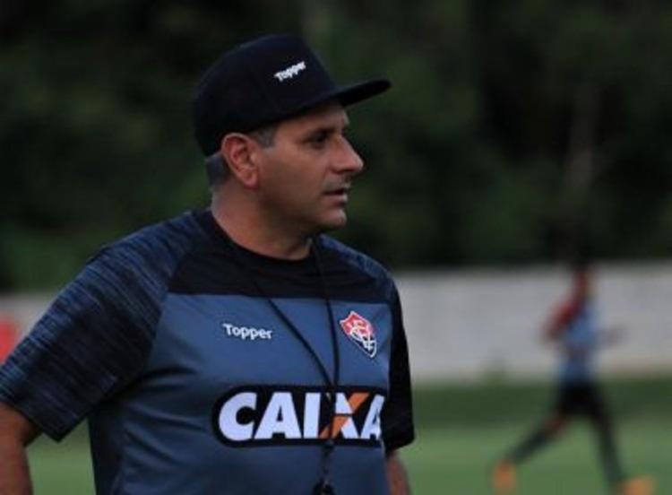 Azambuja fazia parte do clube desde agosto de 2018 - Foto: Maurícia da Matta | EC Vitória