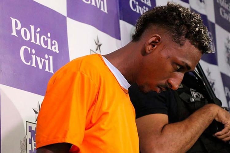 Edmilson Silva dos Santos Júnior vai responder por homicídio - Foto: Alberto Maraux | SSP-BA
