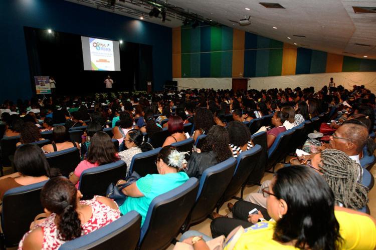 Aula inaugural do projeto aconteceu na Uneb - Foto: Divulgação | SECOM