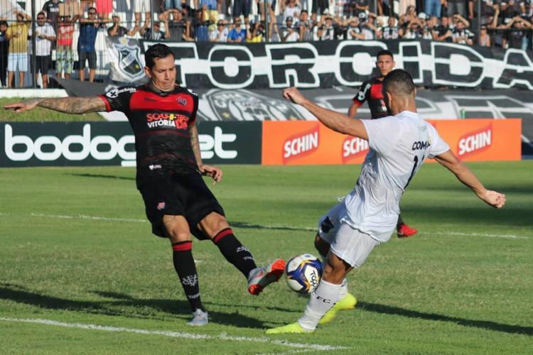 Leão chegou ao décimo jogo seguido sem vencer em 2019 - Foto: Divulgação   ABC