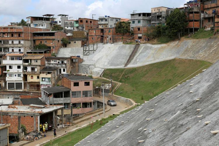 Salvador tem mais de 600 áreas de risco - Foto: Adilton Venegeroles | Ag. A TARDE