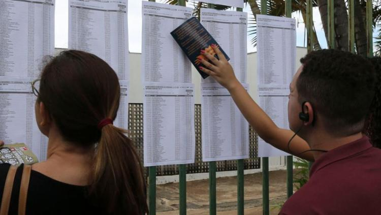 Lista de espera vale apenas para os cursos indicados na hora da inscrição - Foto: Valter Campanato | Agência Brasil