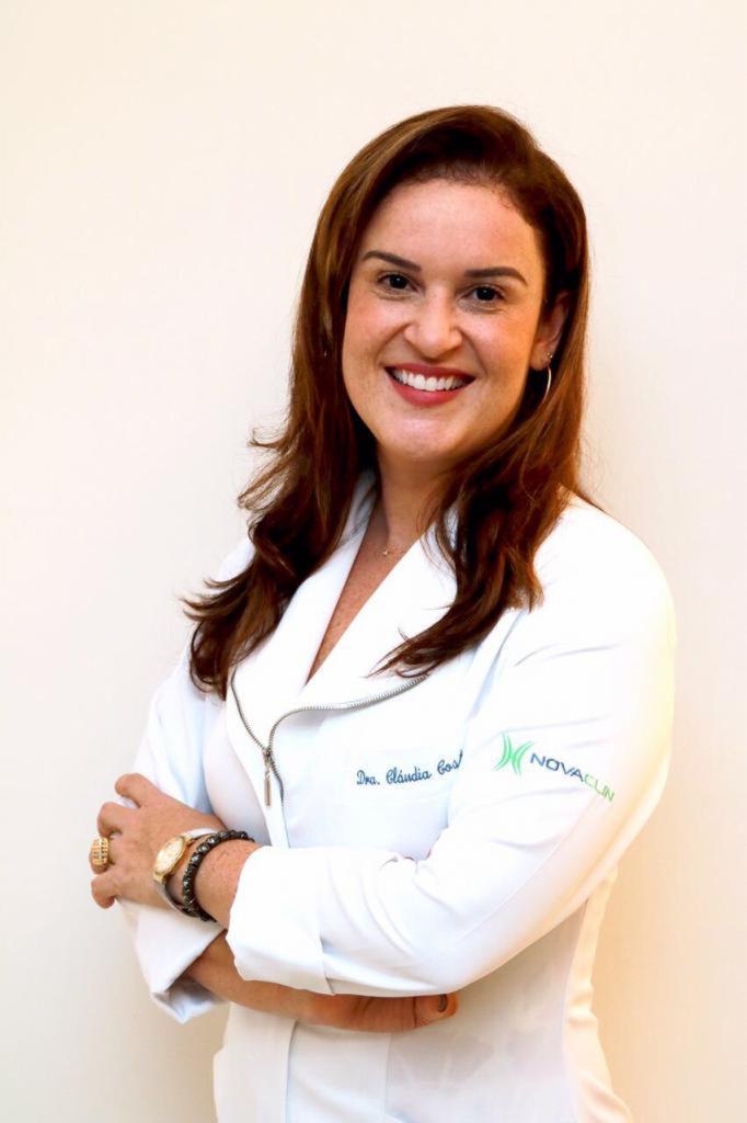 Reumatologista Cláudia Costa recomenda a atividade física para todas as idades
