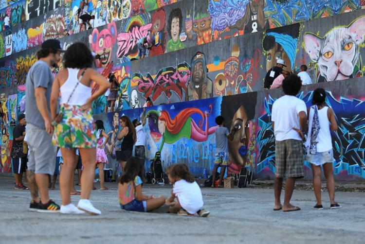 BTC é uma iniciativa independente do Coletivo Vai e Faz e tem um calendário anual desde o surgimento, em 2015 - Foto: Adilton Venegeroles | Ag. A TARDE