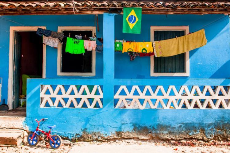 Vila do Santo Antônio I BA - Foto: Melissa Warwick