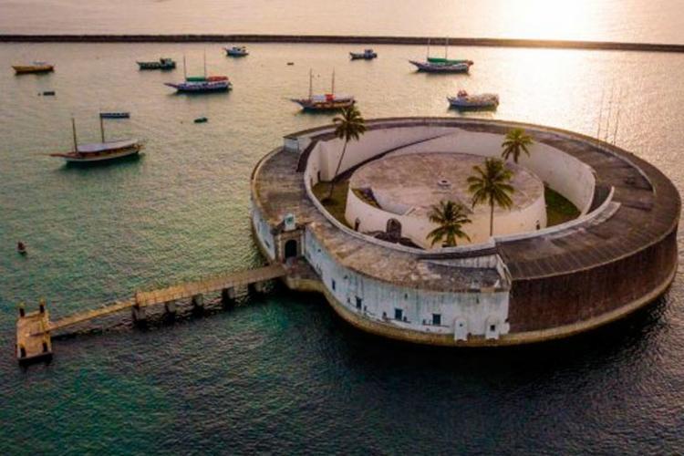 Imagens aéreas mostram os locais que turistas e soteropolitanos costumar a frequentar em Salvador - Foto: Divulgação