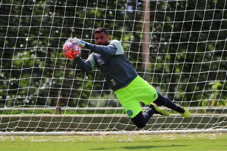 Ivan chegou à Chapecoense no início de 2018, e teve seu contrato renovado até o fim deste ano - Foto: Márcio Cunha | Chapecoense
