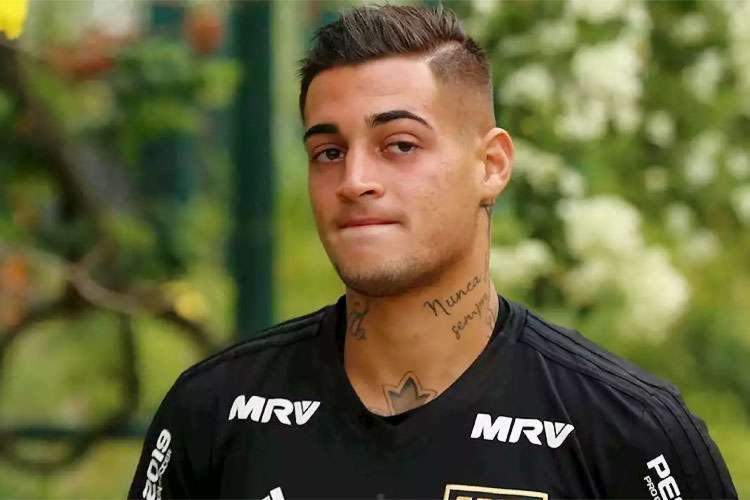 O goleiro faz questão de pedir desculpas ao São Paulo, aos companheiros de time e aos torcedores - Foto: Reprodução   São Paulo