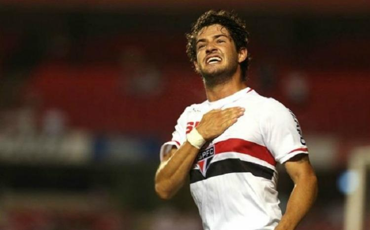 Pato volta ao Tricolor paulista, onde teve ótima passagem entre 2014 e 2015 - Foto: Rubens Chiri | São Paulo FC