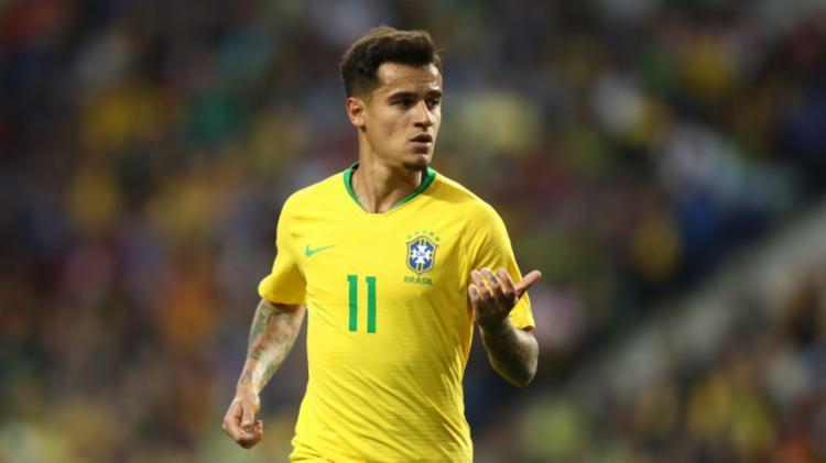 Philippe Coutinho não apresentou boa atuação pela seleção - Foto: Lucas Figueiredo | CBF