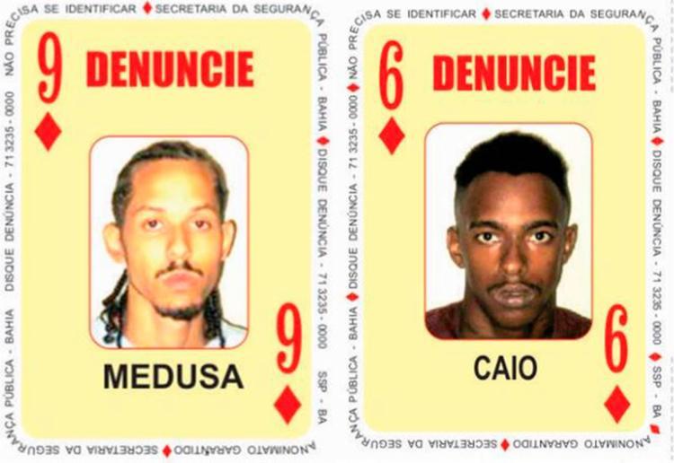 Os dois estudaram na mesma escola da vítima - Foto: Divulgação | SSP-BA