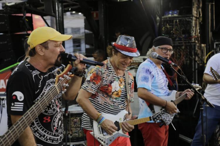 Irmãos Macedo levaram sucessos da história da música baiana - Foto: Gilberto Jr.   Secom