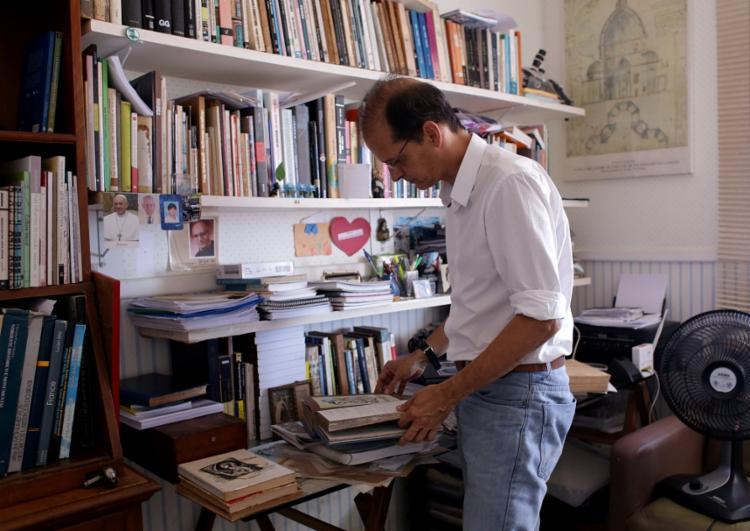 Para o pesquisador Paulo Veiga, Lachenmayer é o primeiro artista moderno da Bahia