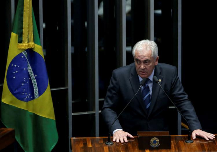 Bolsonaro perguntou o que Otto achava da reforma da Previdência - Foto: Wilson Dias   Agência Brasil