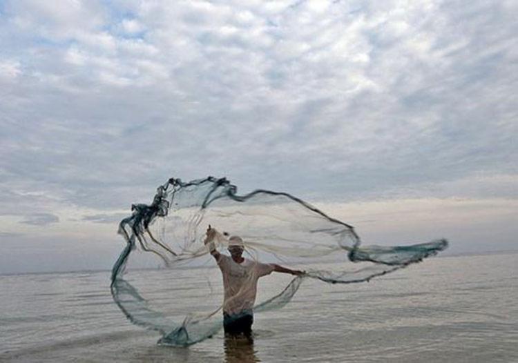 No Brasil, 580 quilos de equipamentos de pesca são perdidos ou abandonado nos mares - Foto: Divulgação | ONU