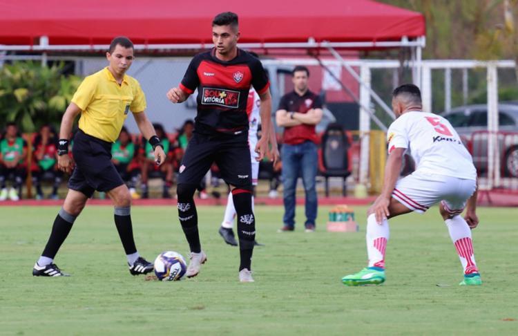 Luan foi destaque do elenco sub-23 neste ano - Foto: Divulgação   EC Vitória