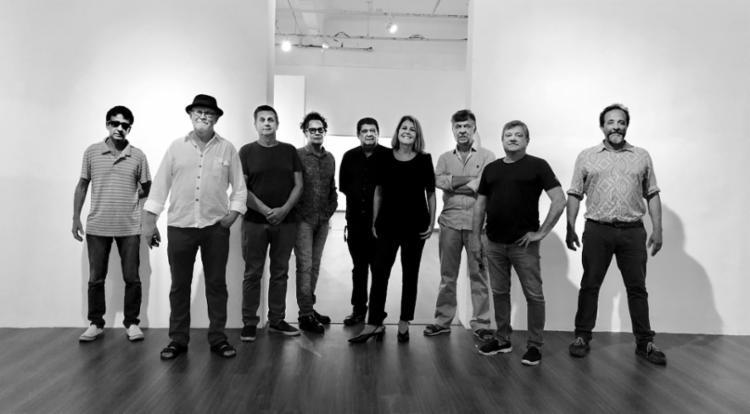 A exposição foi idealizada através do estreitamento de laços de amizades entre os artistas contemporâneos - Foto: Divulgação