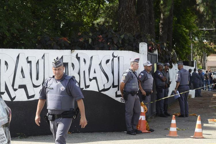 A polícia informou que o quebra-cabeça da tragédia está em fase de montagem - Foto: Rovena Rosa l Agência Brasil