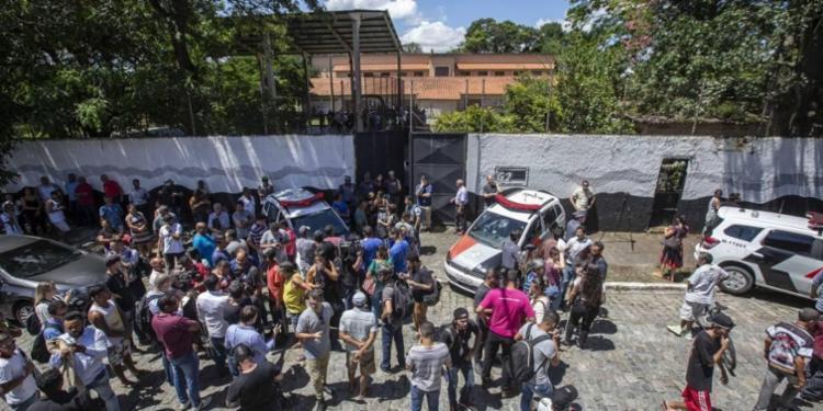 O último suspeito foi detido em Heliópolis, na zona sul da capital - Foto: Divulgação | Agência Brasil