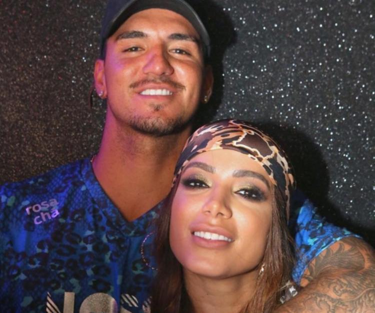 Até o momento, Anitta e Medina não se posicionaram sobre o assunto - Foto: Reprodução   Instagram