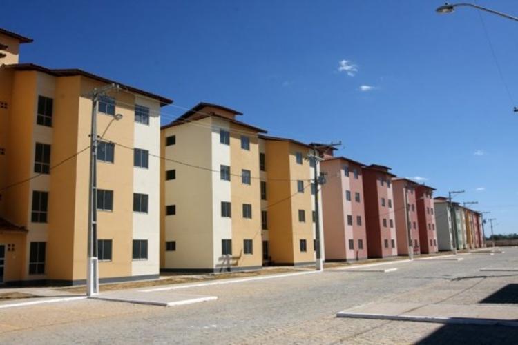 Recursos previstos no Orçamento de 2019 para o programa habitacional somam apenas R$ 4,6 bilhões. - Foto: Divulgação