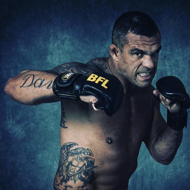 Belfort não luta desde maio, quando competiu pela última vez no UFC - Foto: Reprodução | Instagram