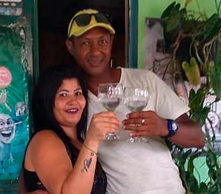 A companheira da vítima. Maria Helena Pereira da Silva, é a principal suspeita de cometer o crime - Foto: Divulgação | Simões Filho Online