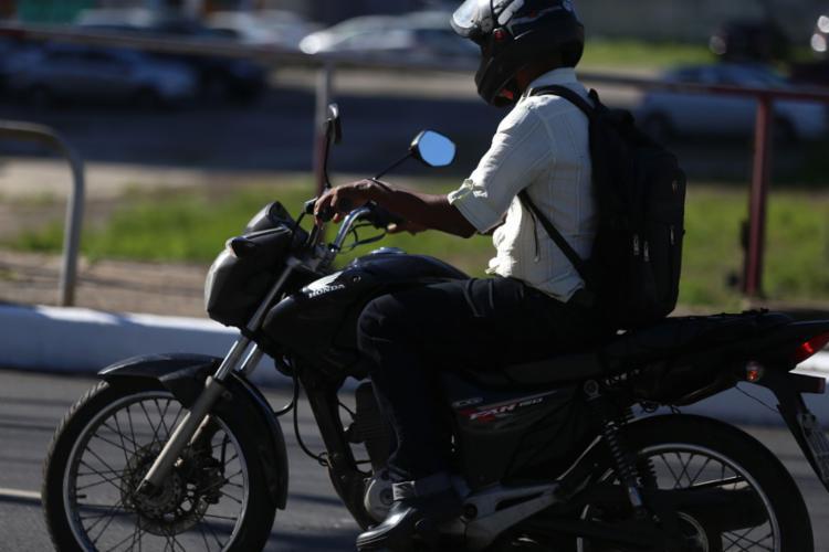 Motociclistas são as maiores vítimas de trânsito na Bahia - Foto: Joá Souza l Ag. A TARDE