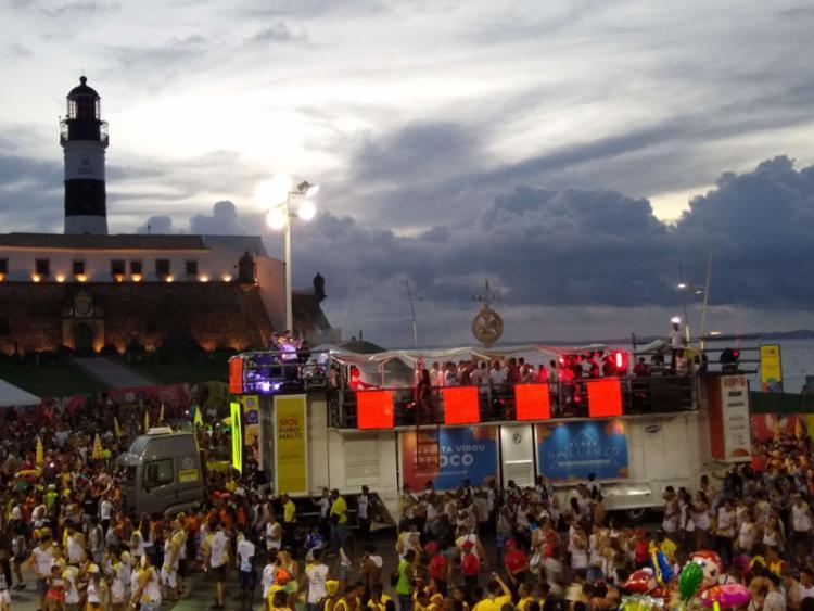 Trio Sollares leva diversidade musical para o Carnaval - Foto: Victor Rosa | Ag. A TARDE