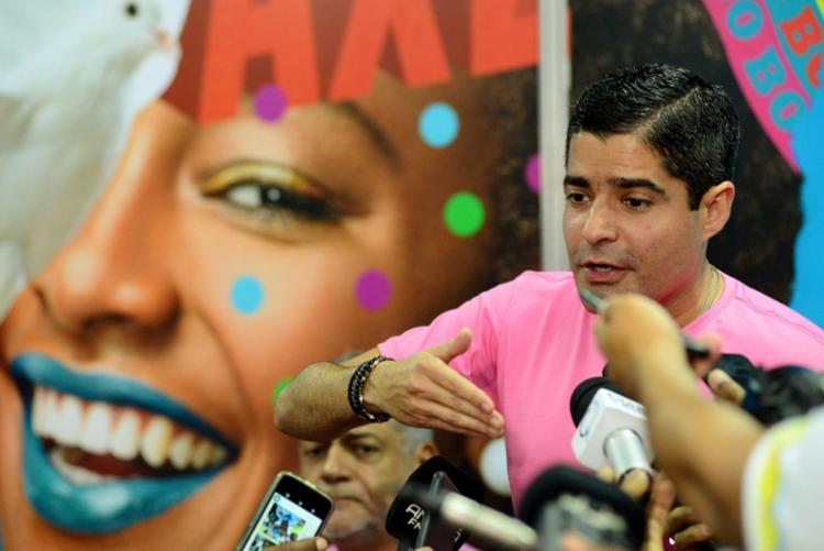 ACM Neto acredita que o Carnaval exige uma operação cada vez mais eficaz com relação à infraestrutura, - Foto: Divulgação