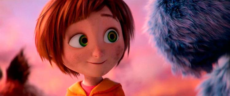 Filme consta a história de uma garotinha com imaginação sem limites - Foto: Divulgação
