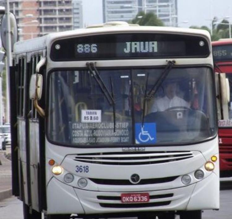 O ônibus iniciou viagem às 4h50 em Jauá - Foto: Reprodução