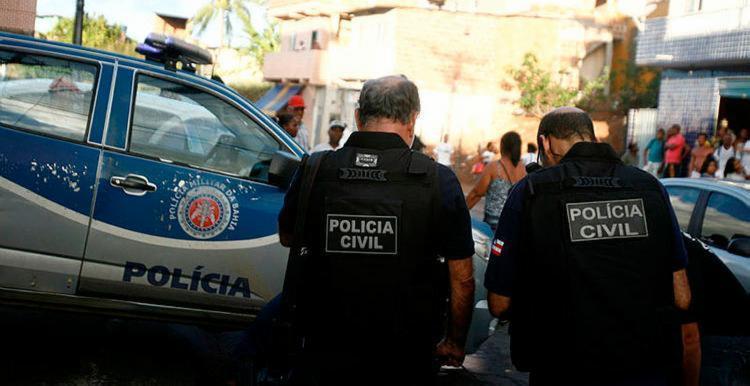 Prisões foram realizadas por equipes da Polícia Civil - Foto: Joá Souza | Ag. A TARDE | 02.03.2016