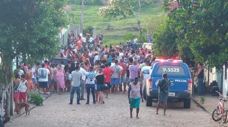 A tragédia causou grande comoção nos moradores de Itagibá - Foto: Reprodução l Calila Notícias