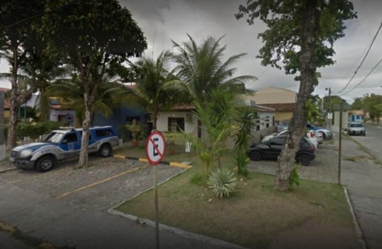 O caso está sendo investigado pela Delegacia Especial de Atendimento à Mulher de Porto Seguro. - Foto: Reprodução   Google Street View
