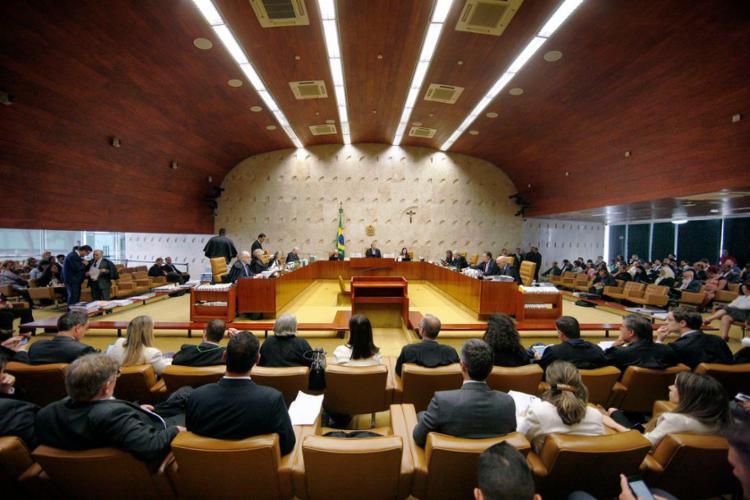 A punição prevista para crimes eleitorais é mais branda em relação aos crimes comuns - Foto: Rosinei Coutinho | SCO | STF