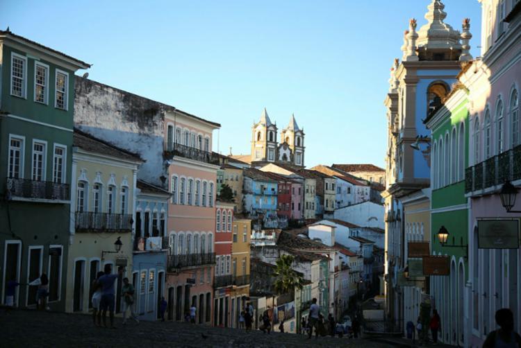 Centro Histórico de Salvador tem 687 casarões plenamente georeferenciados - Foto: Joá Souza | Ag. A TARDE