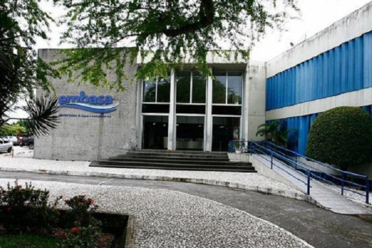 A Embasa está entre as cinco empresas mais notificadas - Foto: Divulgação | Embasa