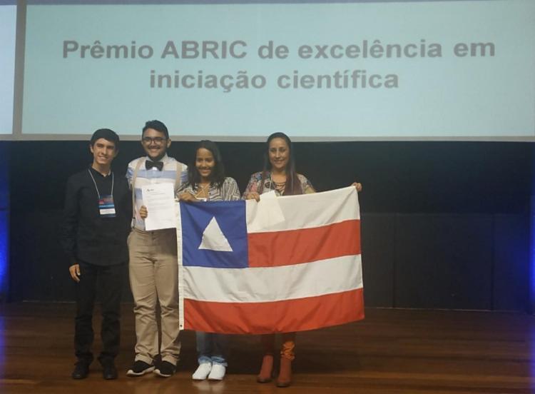 A feira teve início na terça-feira, 19, na Universidade de São Paulo (USP), e é considerada como a maior mostra de projetos de Ciência e Engenharia do país. - Foto: Reprodução
