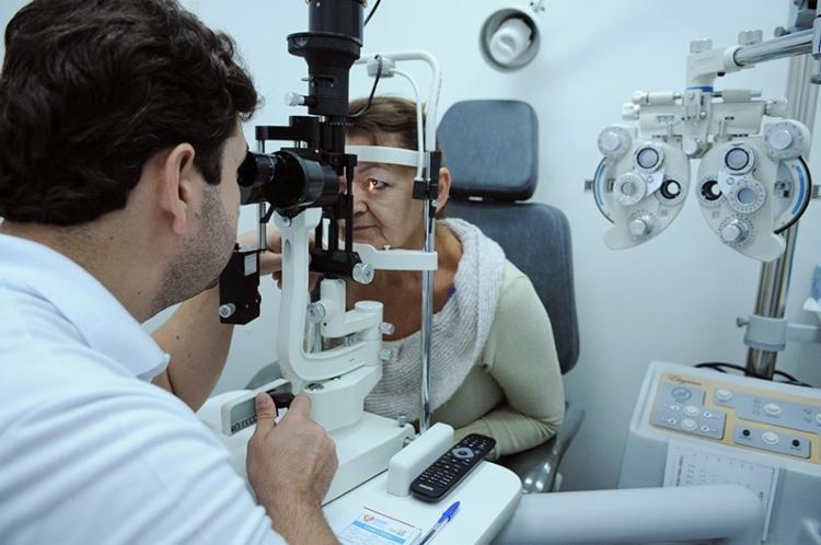 O objetivo é oferecer atendimento às comunidades carentes, além de orientação, prevenção e tratamento de doenças oculares - Foto: Divulgação