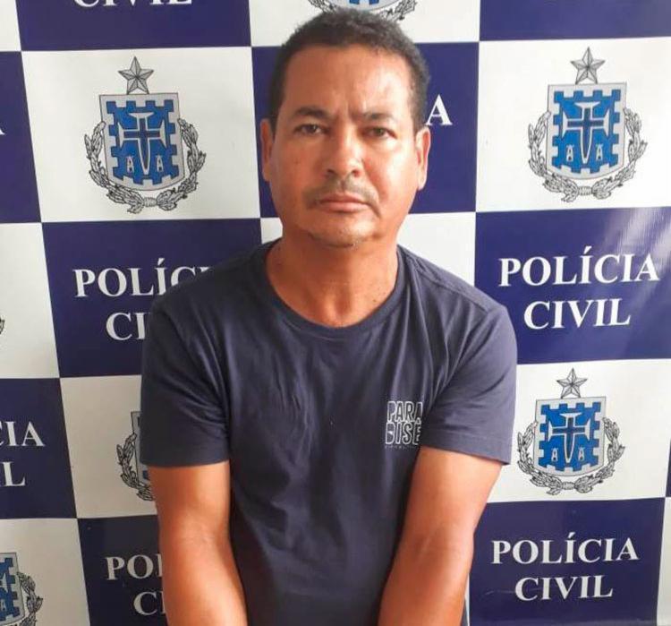Carlos Augusto foi autuado em flagrante pelo crime de furto mediante fraude - Foto: Divulgação | Polícia Civil