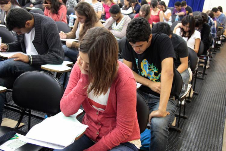 Prova está prevista para ser aplicada dia 14 de abril - Foto: Marcos Santos | Divulgação