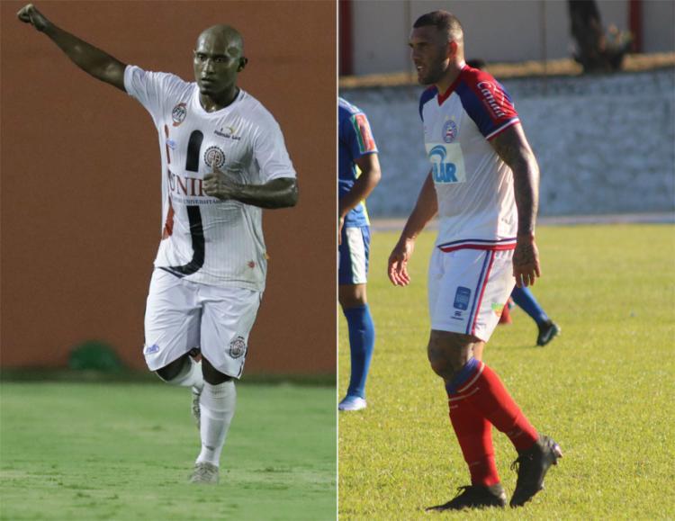 Segunda fase do Estadual terá Atlético de Alagoinhas x Bahia - Foto: Adilton Venegeroles | A TARDE e Divulgação | EC Bahia